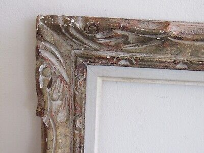 ANTIQUE HEYDENRYK HAND CARVED FRAME  FOR PAINTING 36 x 24 inch  LARGE