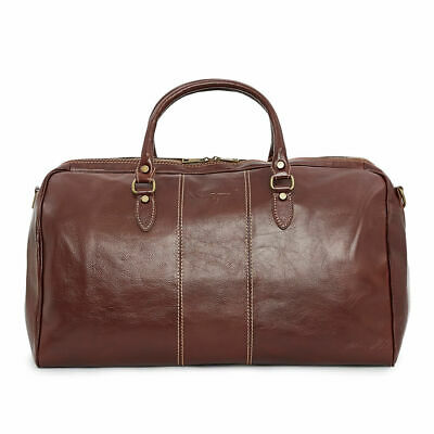 RM Williams Leather Duffle Bag NEW