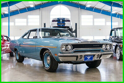 1970 Plymouth Road Runner Matching Numbers 440/390hp 3x2bbl Six-Pack Automatic 1970 Plymouth Road Runner 440/390hp 3x2bbl Six-Pack Automatic Numbers Matching