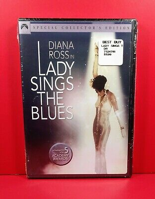 Lady Sings the Blues (DVD, 2005, Collectors Edition/ WS) Diana Ross - BRAND NEW