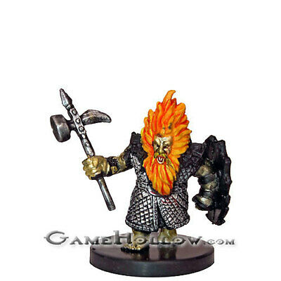 Azer Fighter Dungeons and Dragons 019 War of the Dragon Queen Miniature D D Mini