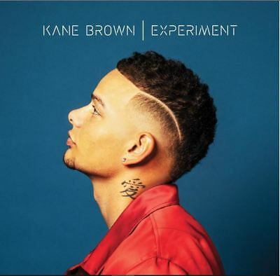 KANE BROWN Experiment CD New Sealed Cracked Case