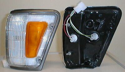 * Toyota Hilux 4WD '88-'91 GREY TRIM Corner Indicator Park Light LEFT LH LHS