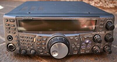 Kenwood TS2000 DSP HF / VHF / UHF Multi-band Transceiver base station