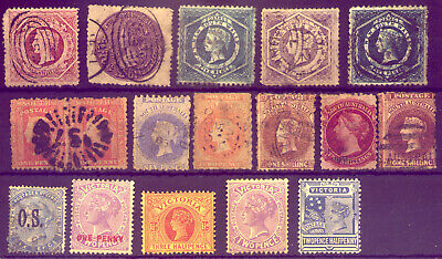 State  Stamps: Beautiful Old Stamps, Especially Nsw   No Reserve