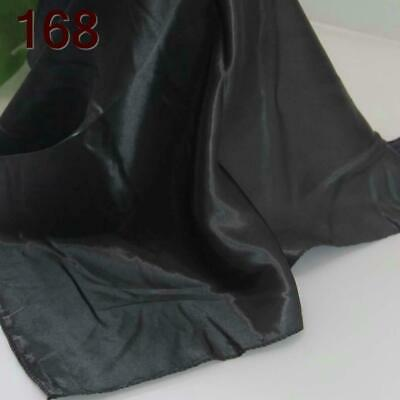 C Elegant 50*50CM Women Office Lady Small square Silky Feel Kerchief Scarf  168