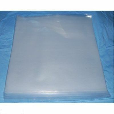 Plastic Polythene Record Sleeves Covers 300 450g 12 Inch Vinyl Free Gauge Lp Al
