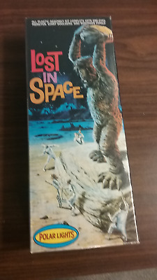 Polar Lights Lost in Space Cyclops sealed model kit