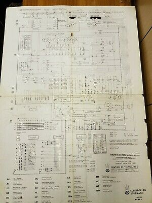 NSM wiring diagrams for century 21