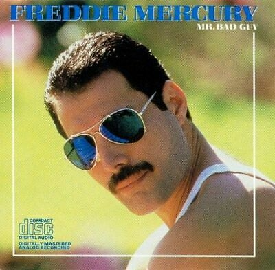 Freddie Mercury - Mr. Bad Guy Cd New (1985)