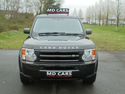 2009 Land Rover Discovery 3  2.7 TD V6 GS 5dr 116,000 Miles Diesel, RARE MANUAL