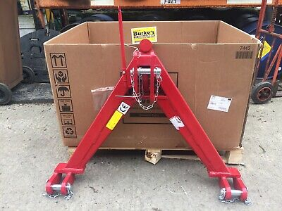 Cat 2 Quick Hitch A Frame Fit Fords Massey Ferguson  David Brown John Deere