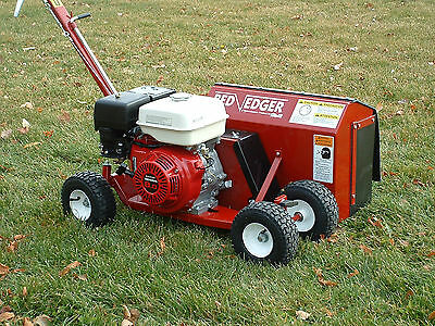 Brown Trencher  or Bed Edger, F791H , 9 HP Honda, made in USA