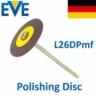 EVE Diapro Dental Silicate Ceramics Porcelain Diamond Polishing Disc Disk Medium
