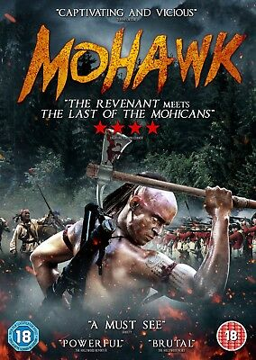 Mohawk (Dvd) (New) (Action) (Released 13Th August) (Free Postage)