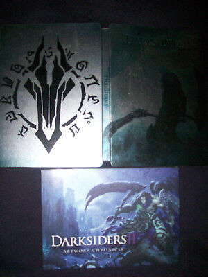 Steelbook Darksiders II + artbook.