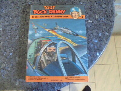 belle reedition integral buck danny tome 6