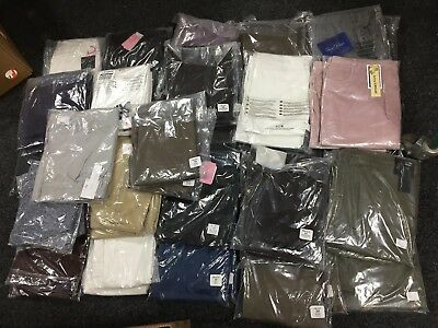 Job Lot 50 Pairs Plus Size Trousers Varied Brands, Sizes & Styles