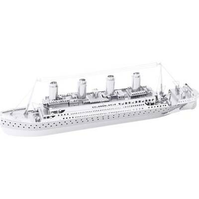 Kit di metallo metal earth schiff titanic (ner)