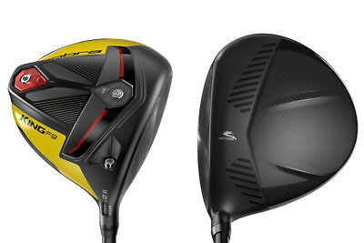 9.9 COND COBRA KING F9 DRIVER 10.5 - 13 degree UST HELIUM F3 REG BLACK YELLOW