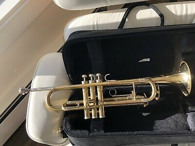 Cleveland Superior Trumpet By King With Gator Case