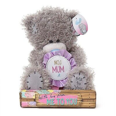 "Me To You 7"" Tatty Teddy Collectors Mothers Day Plush Bear - No1 Mum # 6368"