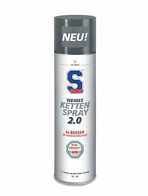 S100 Weisses Kettenspray Dr. Wack 400ml 2350