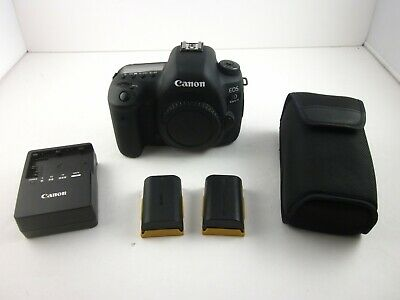 0382) Canon EOS 5D Mark IV 30.4MP Digital SLR Camera MINT & Flash. Shutter <15K