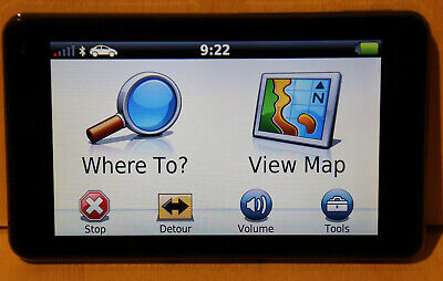 GARMIN NUVI 3790 GPS receiver - North America maps fully up to date