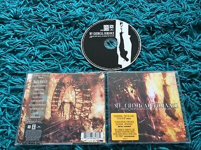 My Chemical Romance -I Brought You My Bullets You Brought Me Your Love RARE 2004