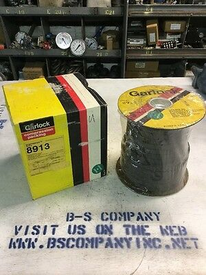 "Garlock Synthepak Compression Packing 9/16"" Style 8913, 10lb Box"