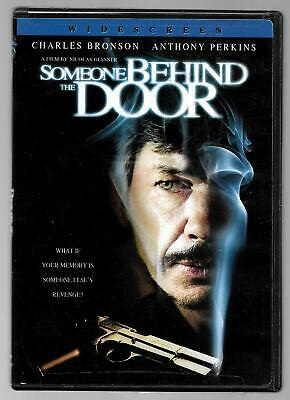 Someone Behind the Door (DVD)~RARE&OOP 1971 FILM~CHARLES BRONSON/ANTHONY PERKINS
