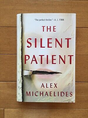 The Silent Patient ( Hardcover, 2019 ) by Alex Michaelides