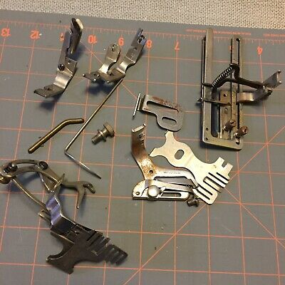 Attachments for Treadle Sewing Machine Unknown Make Probably Singer Parts Repair