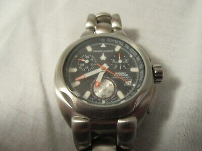 Chase Durer-Bomber Command Watch Cronograph B52 100 Meter