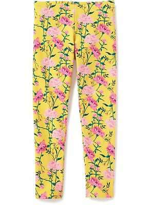 NWT Size 14 X Large Old Navy Floral Pattern Full Length Leggings Multi Color