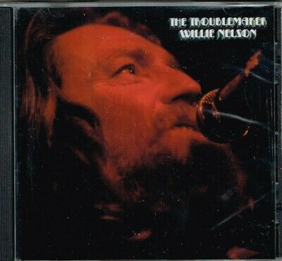 "WILLIE NELSON Brand New CD ""THE TROUBLEMAKER"" - COUNTRY GOSPEL"