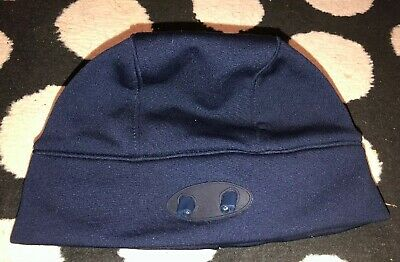 cedb822a4b61b LL Bean Pathfinder Lighted Winter Beanie Hat Cap Running Hiking Hunting Blue