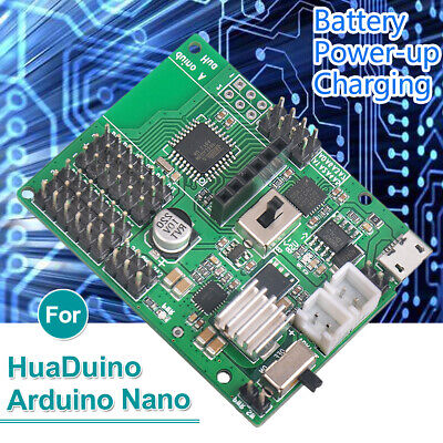 Development Module For Arduino Nano Huaduino Robot Battery Power-up and Charging