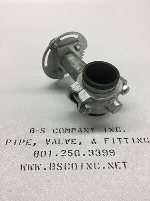 "Grooved End Butterfly Valve 2-1/2"" IPS VICTAULIC"