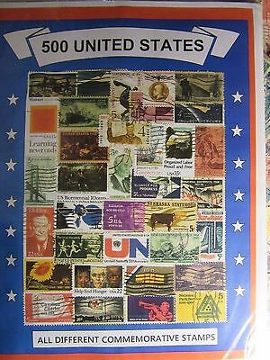 Us Antique Stamp Lot All Different Used Well Mixed 500 Different Free Shipping