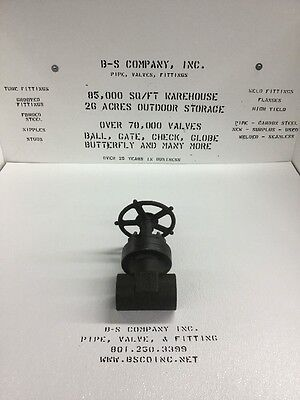 "Vogt Flowserve Gate Valve Series 2"" 800 Socket Weld Fig: SW12111"