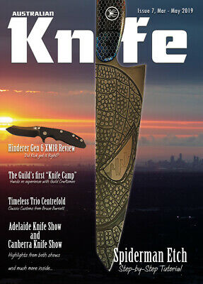 Australian Knife Magazine - Issue 7, March 2019