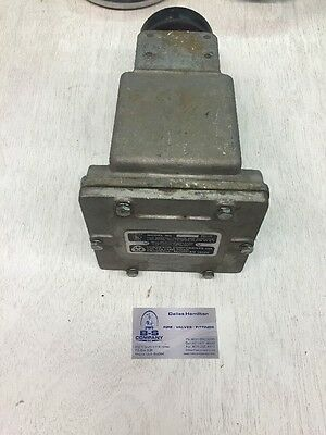 Conveyor Components Motion Switch Model: MS