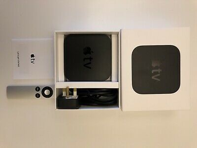 Apple TV A1378 (2nd Generation) - Black