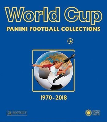 Panini Football Collections - FIFA World Cup 1970-2018 - Sticker Illustrations