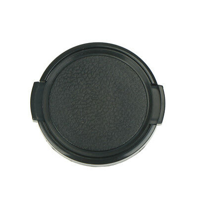 52mm Plastic Snap On Front Lens Cap Cover For SLR DSLR Camera DV Leica Sony ZX
