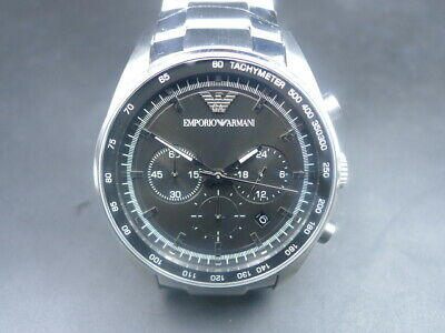 footwear buying new buying cheap NEW OLD STOCK EMPORIO ARMANI AR5980 Chronograph Date Quartz ...