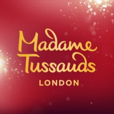 2 or 4 madame tussauds London tickets 25th March 2019 @ 9.00 & 9.15am