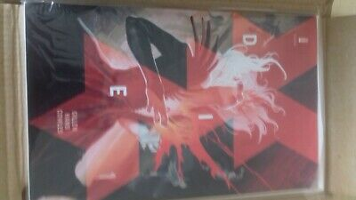 Image Comics: Die #1 Cover A 1St Issue 1St Print Stephanie Hans Gillen, New